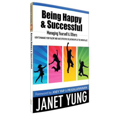 Being Happy and Successful – Managing Yourself and Others