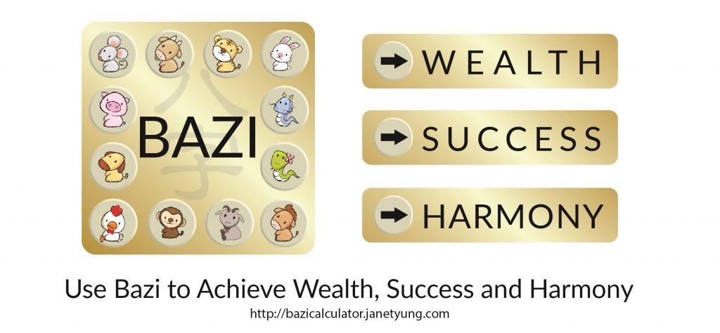 Bazi Calculator FREE | Bazi Profile - Being Happy and Successful
